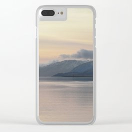 Loch Linnhe Clear iPhone Case