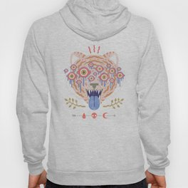 Eyes of the Tiger Hoody