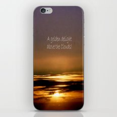 Golden Delight iPhone & iPod Skin