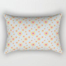 Cheerful Colors Rectangular Pillow