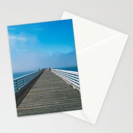 Boardwalking Stationery Cards