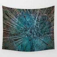 games Wall Tapestries featuring Water games by  Agostino Lo Coco