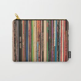 Alternative Rock Vinyl Records Carry-All Pouch