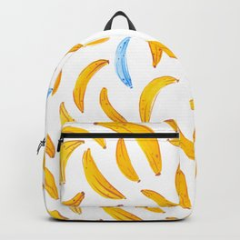 Blue Banana Backpack