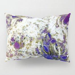 Color Splotch Pillow Sham
