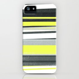 strips no.3 iPhone Case