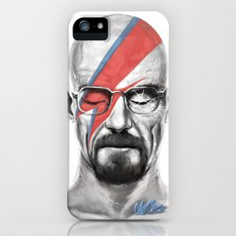 Walter White - A Lab Insane iPhone Case