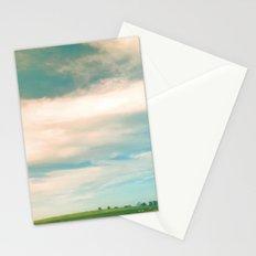 Field + Sky Stationery Cards