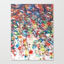 Urgent Canvas Print