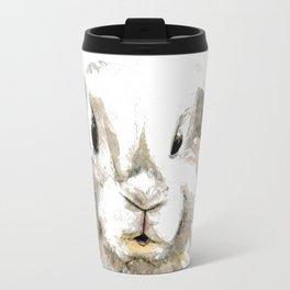 Bunny Love Travel Mug