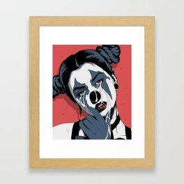 JIVE Framed Art Print