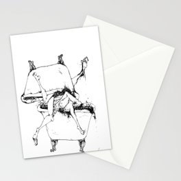 Morning/Nightly Routine. Stationery Cards