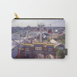Expo 86 People's Republic of China Carry-All Pouch