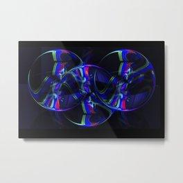 The Light Painter 19 Metal Print