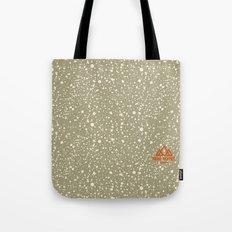 Trail Status / Beige Tote Bag
