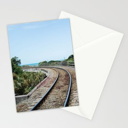 Off the Rails Stationery Cards
