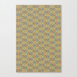 Swinging Series - A Canvas Print