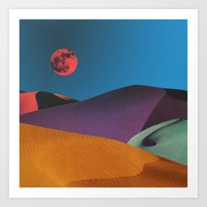 Desert Dream Art Print