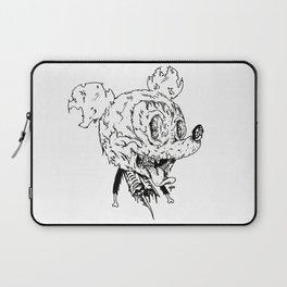 Zombie Mickey Laptop Sleeve