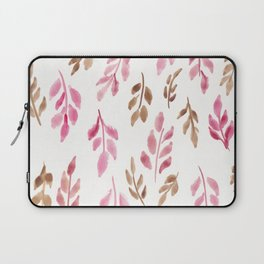 180726 Abstract Leaves Botanical 20 |Botanical Illustrations Laptop Sleeve