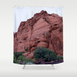 Snow Canyon - Ivins, Utah Shower Curtain