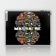 MASSACRE Laptop & iPad Skin