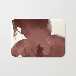 Tomb Raider (II) Bath Mat