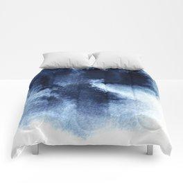 Indigo Nebula Comforters
