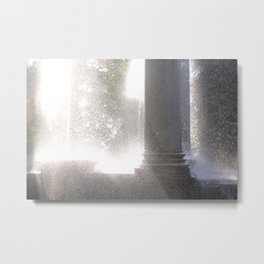 Fantan sun Peterhof Metal Print