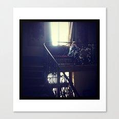 Her Indoors Canvas Print
