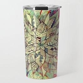 Enrich Your Life (Rainbow) Travel Mug