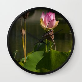 The Reflection Pool Wall Clock