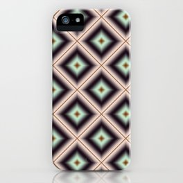 Starry Tiles in BMAP 00 iPhone Case
