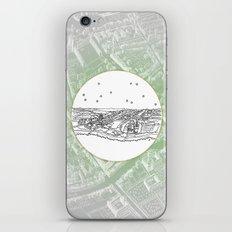 Oxford, England (United Kingdom), Europe City Skyline Illustration Drawing iPhone & iPod Skin