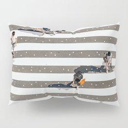 Rain Crossing Pillow Sham