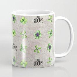 Sham Rocks Coffee Mug
