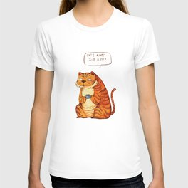 Mr Tiger T-shirt