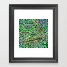 Oboe Framed Art Print