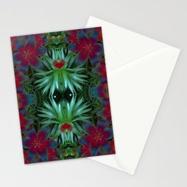 Love Among the Lilies Stationery Cards