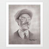 Richard Harrow Art Print
