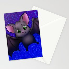 GOING BATTY Stationery Cards