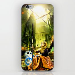Underworld Blues - StarWars iPhone Skin