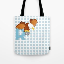 r for roc Tote Bag