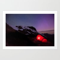 Northern Nights Art Print