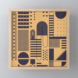 ELEKTRISCH Framed Mini Art Print