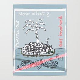 Plastic Isle Poster