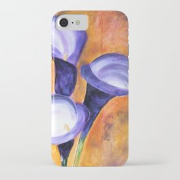 Three Lilies  iPhone Case
