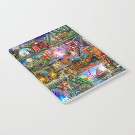 Once Upon a Fairytale Notebook