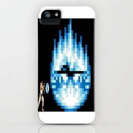 Ryu Hadouken Fireball iPhone Case