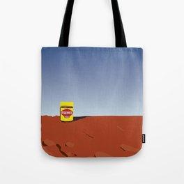 outback vegemite Tote Bag